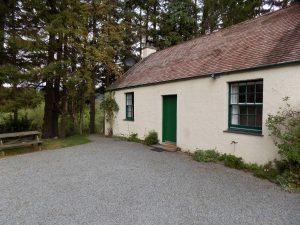 Left hand cottage