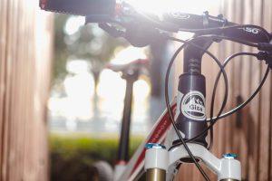 biking at gardeners cottages
