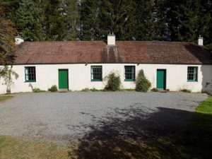 self catering cottage in aviemore