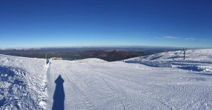 skiing holiday in aviemore