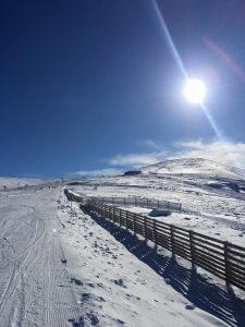 skiing in avemore area