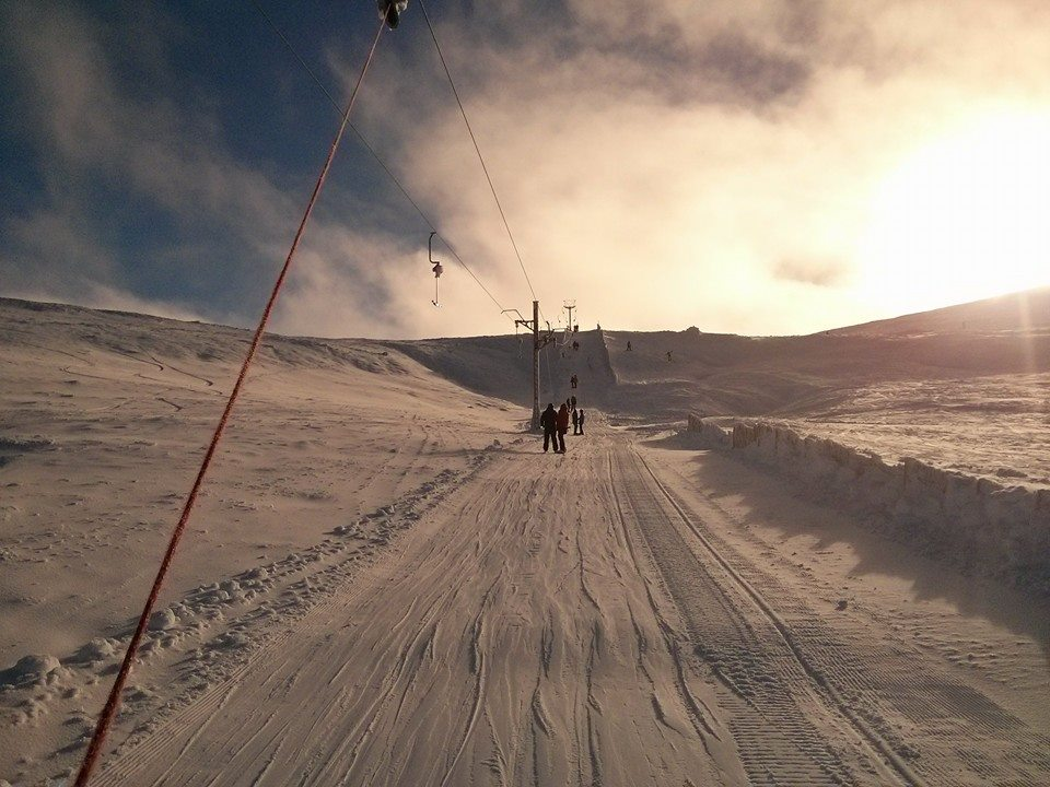 skiing in aviemore