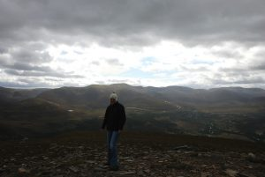 The-summit-of-Meall-a-Bhuachaille